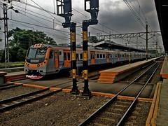 Bader Pedia -  KFW I9000 Lintas Jatinegara-Bogor