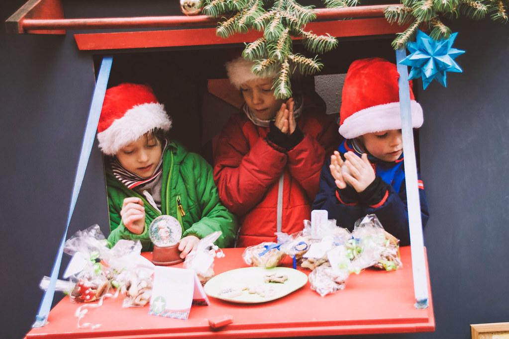 Die kleine Schifftorweihnacht
