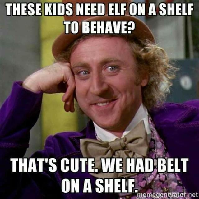 #fb #elfontheshelf #Christmas #oldschool #funny #Memes https://t.co/JtPJmBMiKT