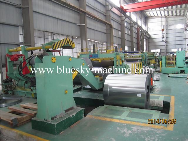 SS Slitting Line Machine