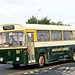 Green Bus Service, Great Wyrley: 7 (JTF153F) in Park Road, Cannock
