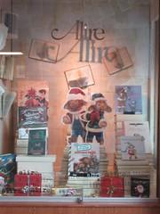 ** À la librairie... **