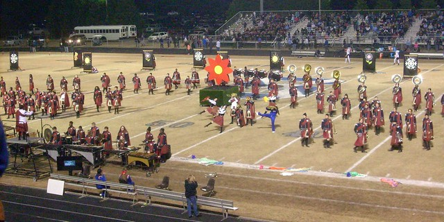 Scotland County High School Marching Band