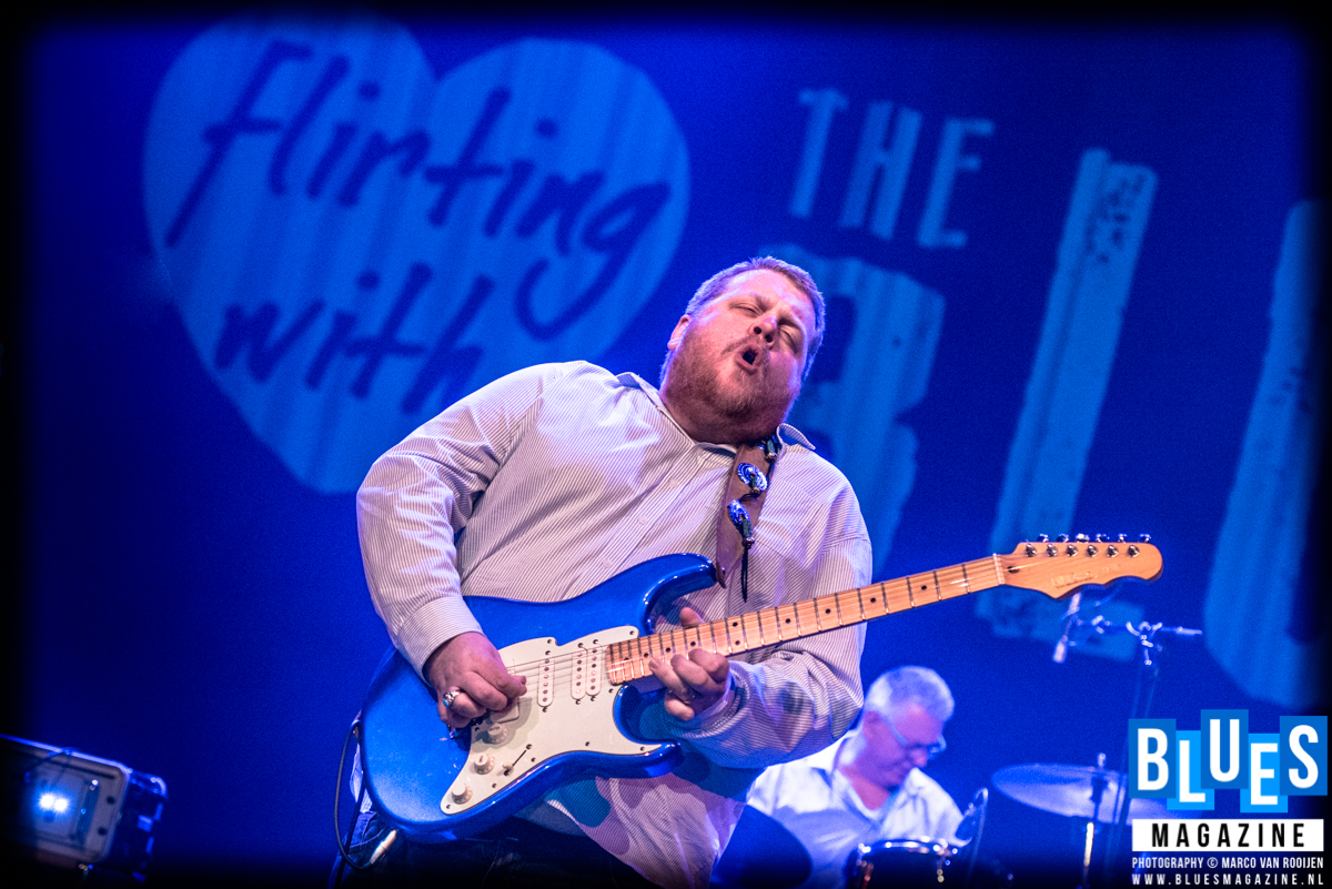 Flirting with The Blues 2017 - Danny Bryant