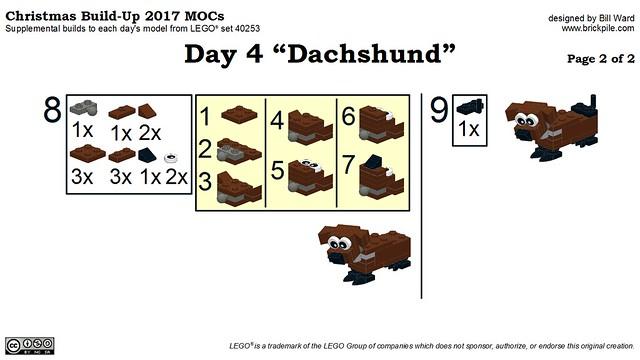 Day 04 Dachshund Instr p2