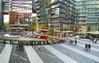 A New Urban Square - Berlin's Sony Center by UrbanGrammar