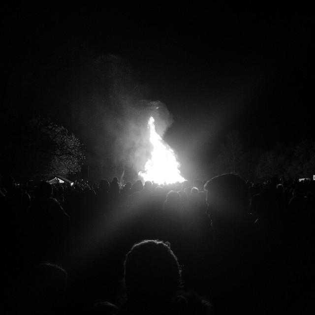274/365 : Bonfire