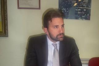 Noicattaro. Conferenza stampa Aro front