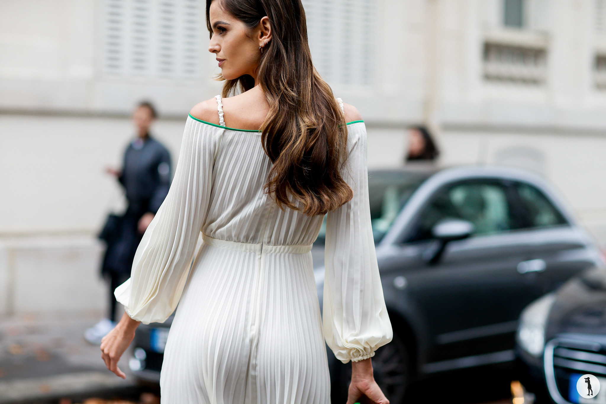 Izabel Goulart - Paris Fashion Week SS18 (3)