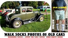 Walk socks And Old Cars  vol 5