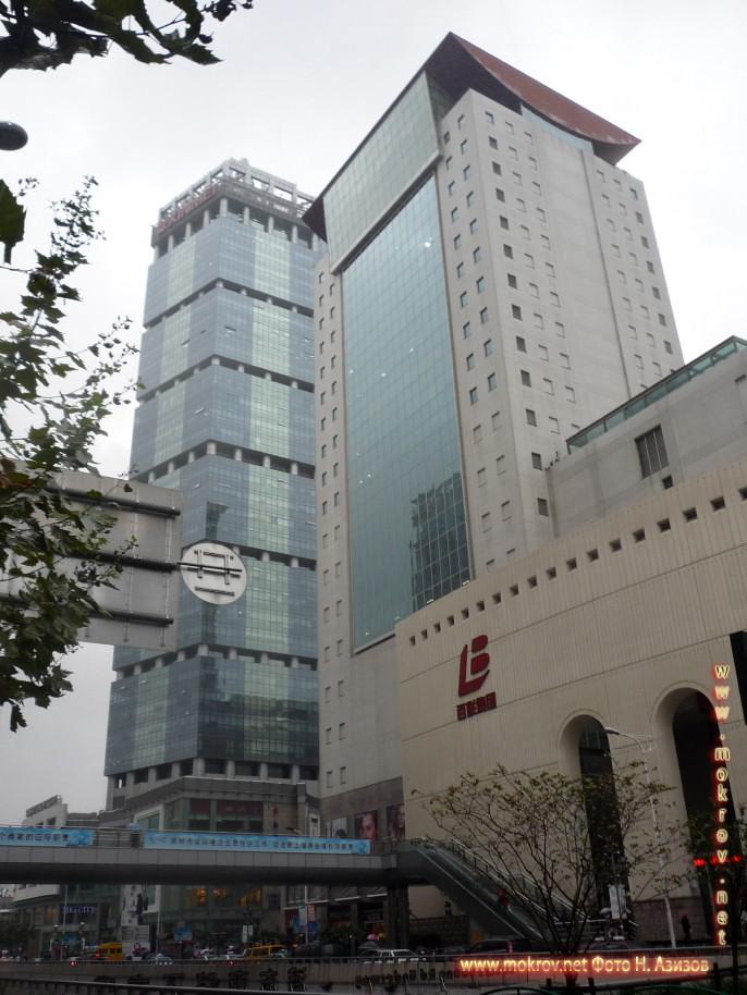 Город Шанхай фото достопримечательностей