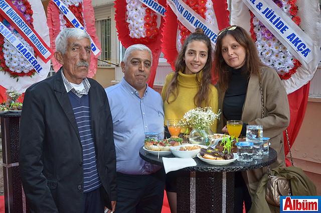 Muzaffer Efe, Mehmet Ata Görgülü, Almira Görgülü, Fatma Görgülü