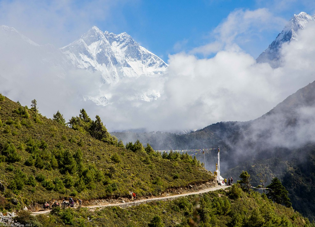 EBC_from Namche to Deboche 04