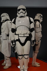 St Petersburg, FL - Museum of Fine Arts - Star Wars and the Power of Costume - Stormtroopers