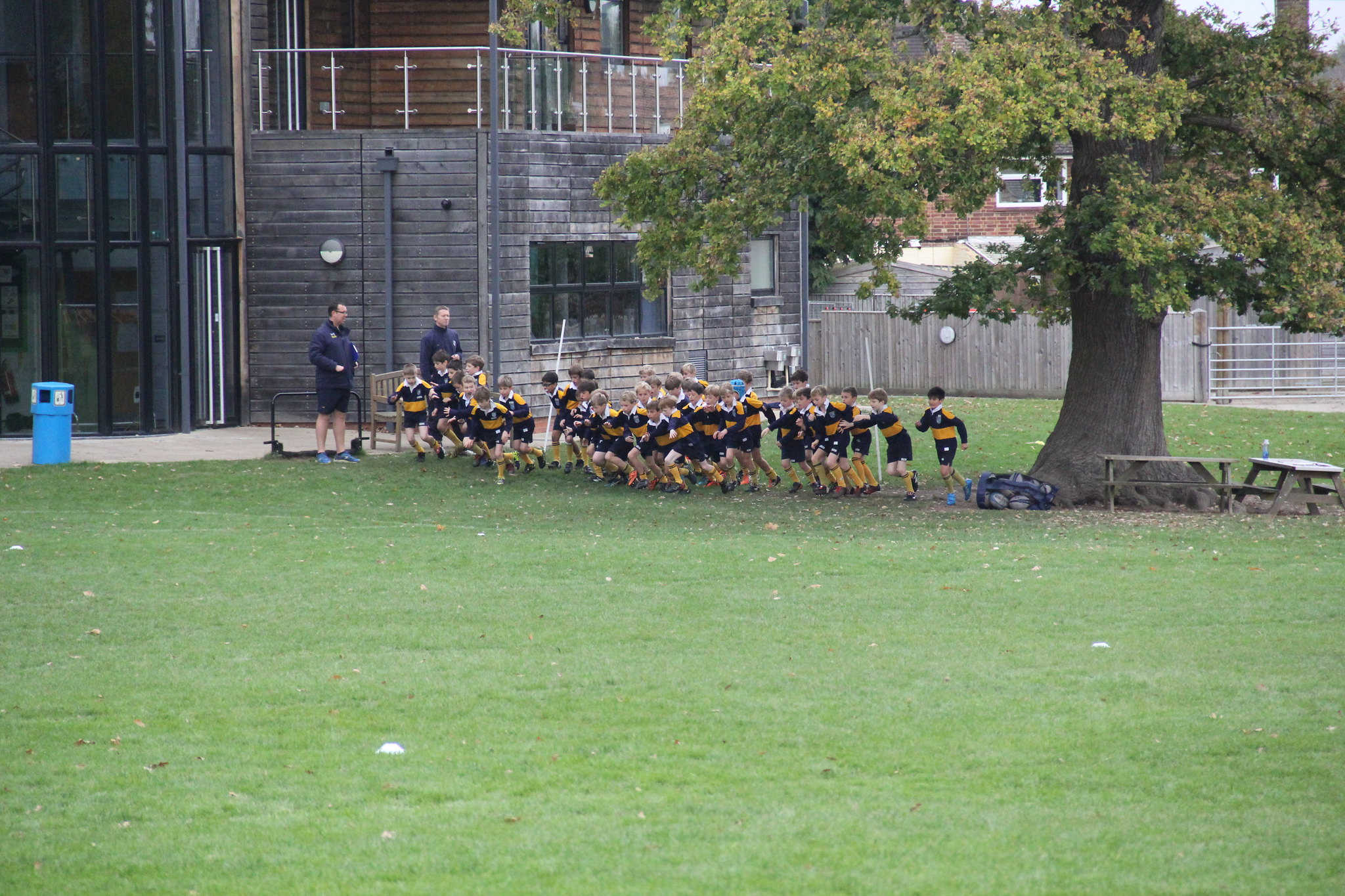 Year 4 House Cross Country