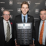 Dan Hayfield  Player of the Year (Nov 8, 2018 Snucins)