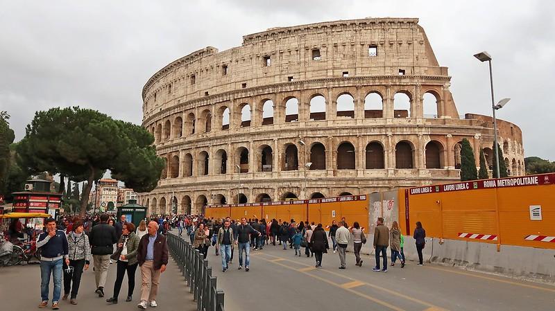 Rome, ITALY, October 2017