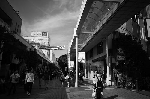 Sendai monochrome
