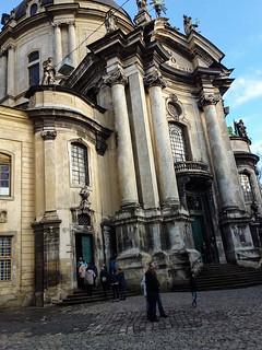 Lviv Dominik Kilisesi