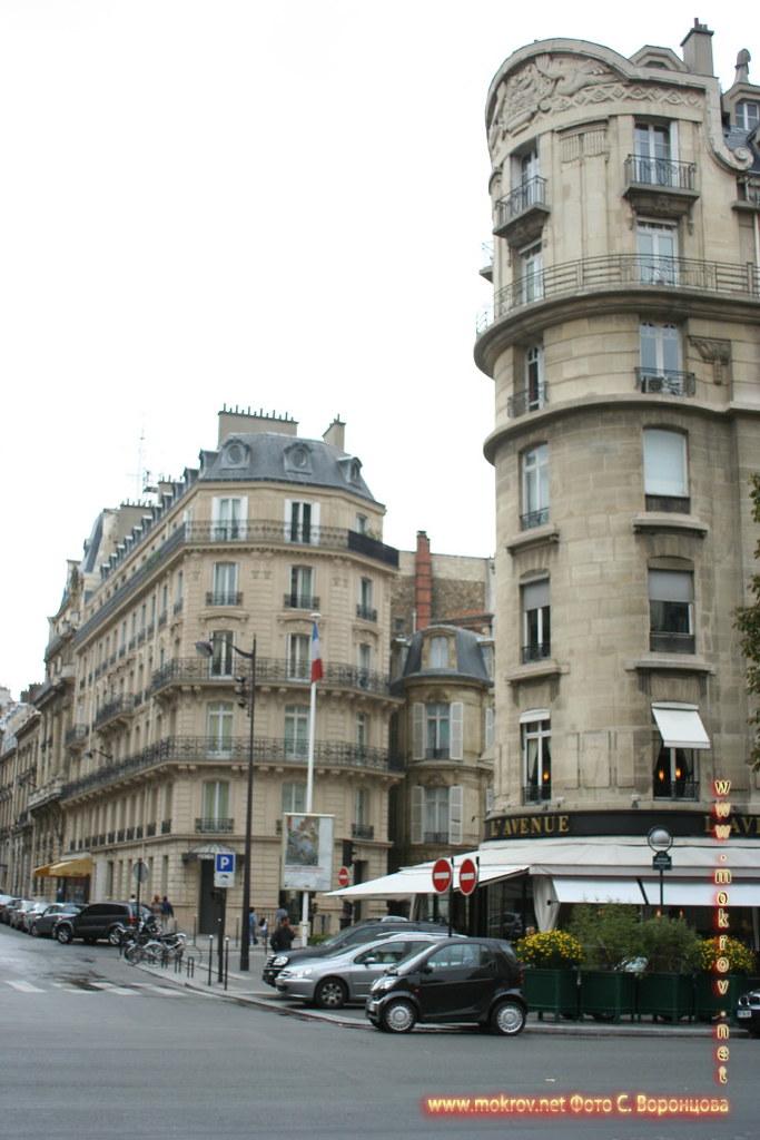 Париж фото достопримечательностей