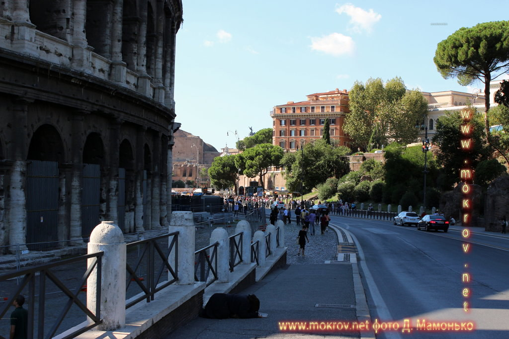 Рим — столица Италии картинки