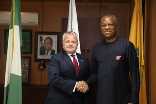 Deputy Secretary Sullivan Meets With Nigerian Foreign Minister Onyeama