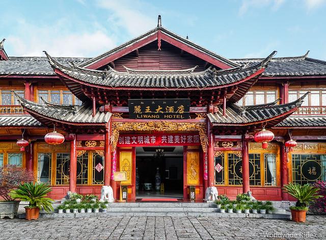 China Lijiang_