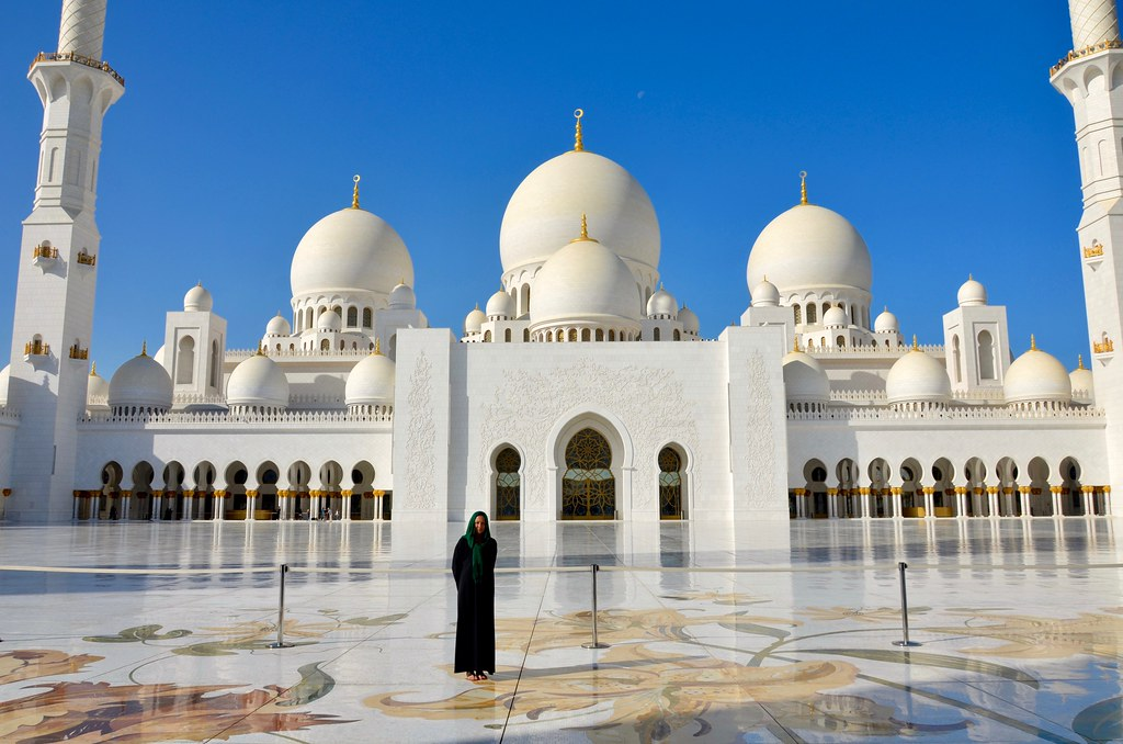 A Day in Abu Dhabi