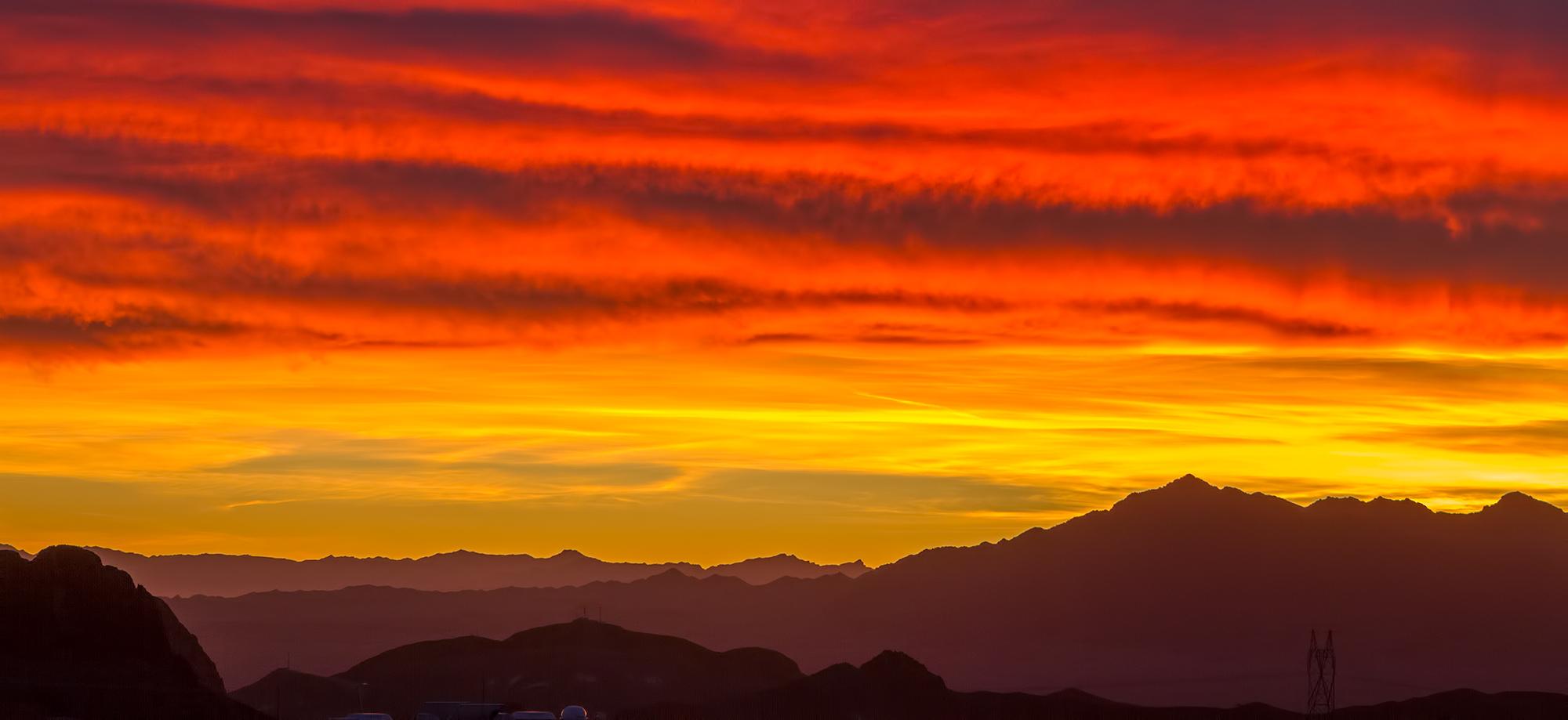 Havasu, AZ Sunset