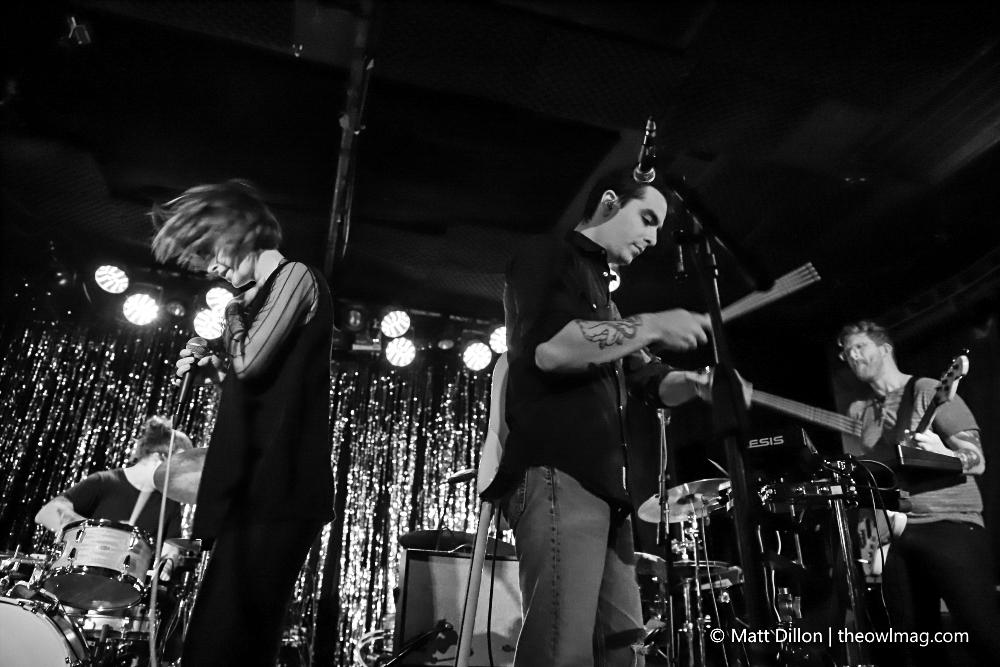 Wild Ones @ Harlows, Sacramento 11/28/17
