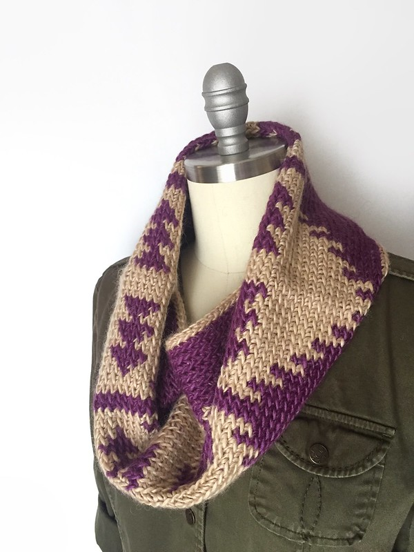 Everpurple Country Cowl