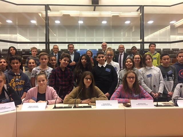 Conseil métropolitain des jeunes