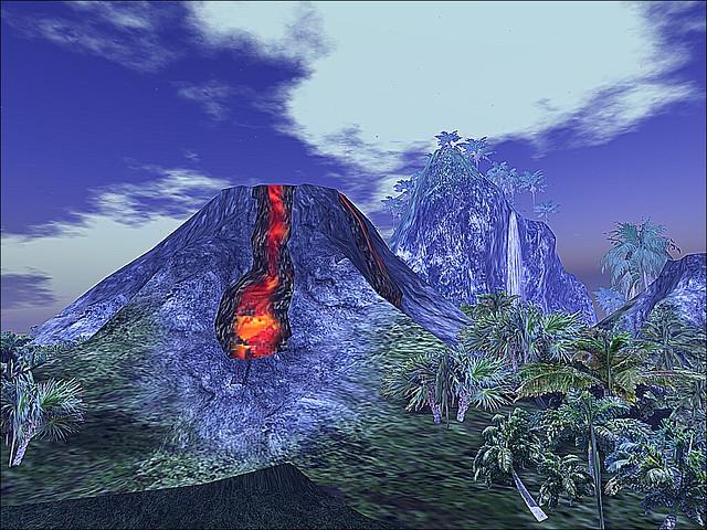 Atlantis Emerged - Spontaneous Eruption
