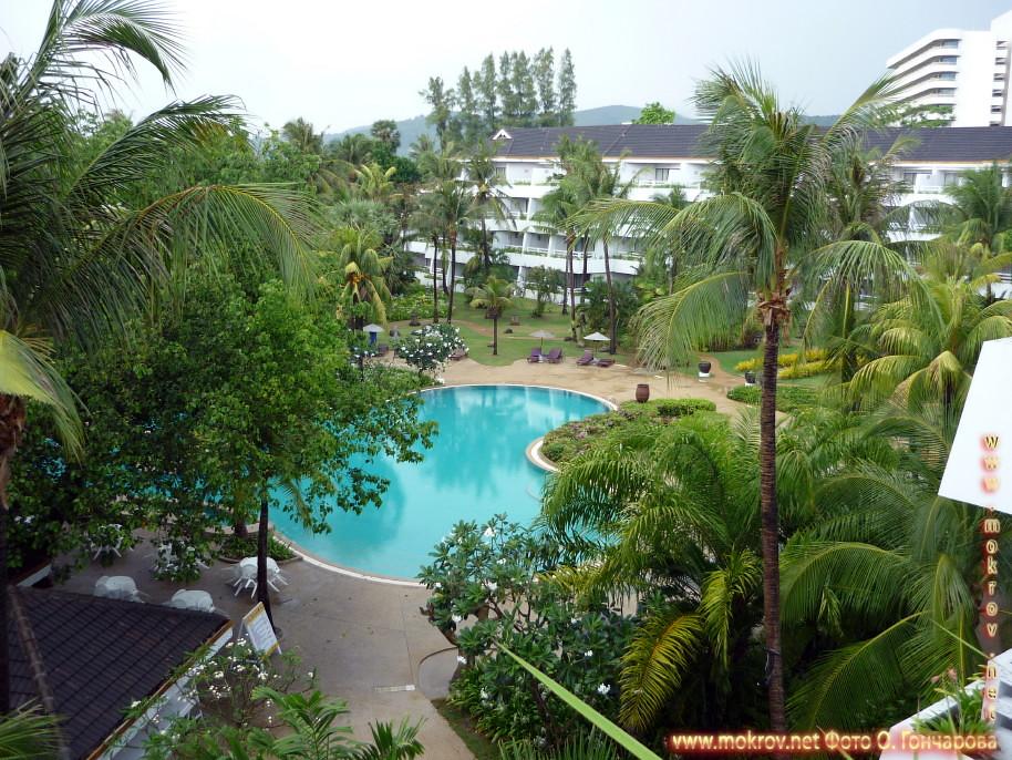 Палм - пляж в Таиланде фото