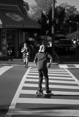 Crossing William Street