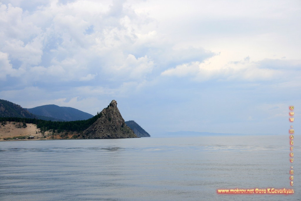 Озеро Байкал фотопейзажи