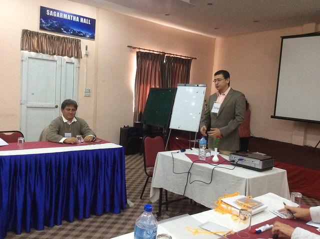 DAY 1 - Communication Training on DRM for Resilient Agriculture