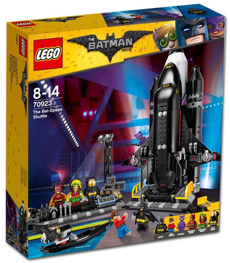 「新增包裝官圖!」樂高蝙蝠俠的派對即將再開!! LEGO 70918、70919、70920、70921、70923《樂高蝙蝠俠電影》2018 年全新盒組強勢登場!!