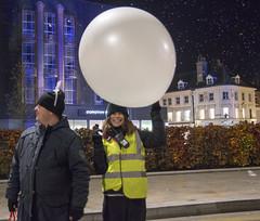 Giant balloon!
