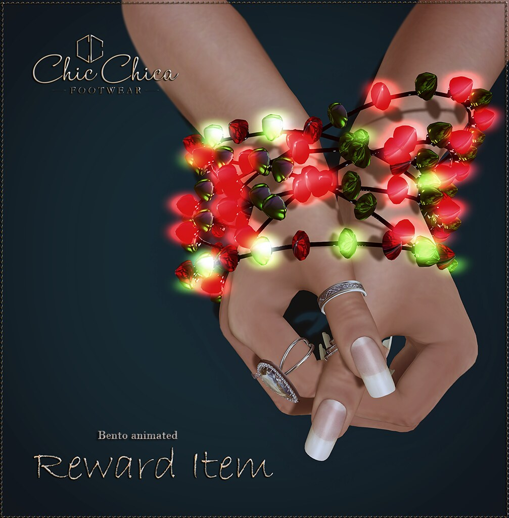Reward item @ The Arcade soon