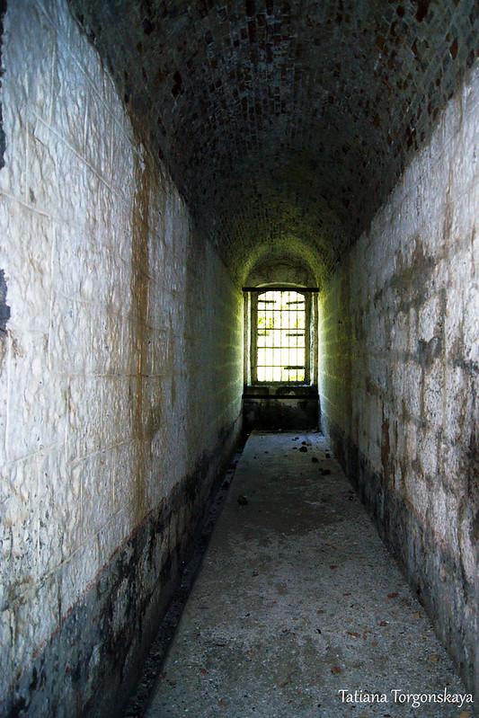 На 1 этаже крепости Врмац