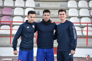 Atlètic Segre - AE Josep Maria Gené 17-18