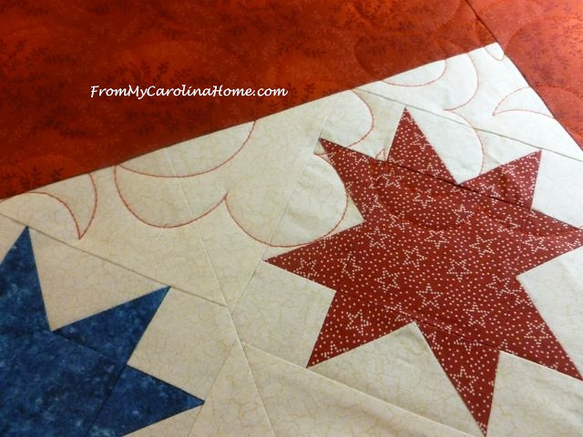 Quilt of Valor at From My Carolina Home