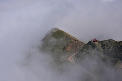 無耳茶壺山步道雲海