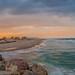 Playa y puerto de Valencia by juan.thor