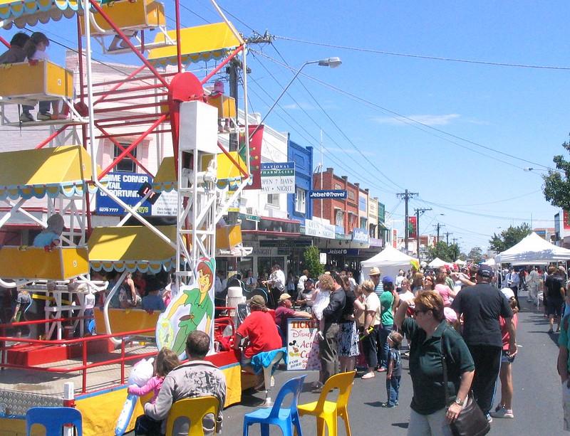 Bentleigh festival 2007