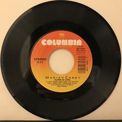 MARIAH CAREY:SOMEDAY(RECORD SIDE-B)