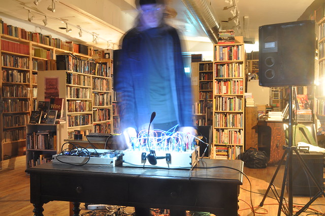 White Noises at Black Squirrel Books