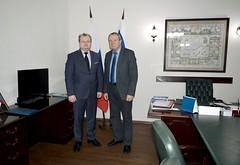 Встреча с бывшим Генеральным консулом Польши в Калининграде М.Носалем