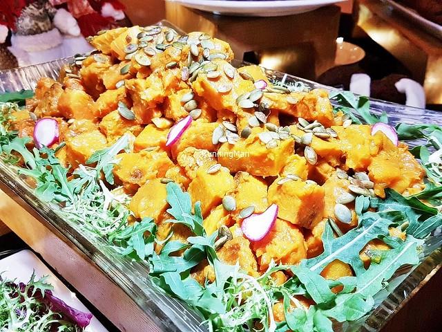 Butter Pumpkin Squares